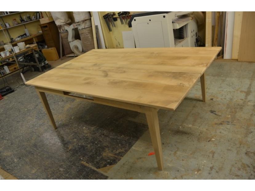 Voorkeur Frans Eiken Tafel - Craft Bouwproducties - Maatwerk in @UI24